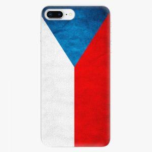 Plastový kryt iSaprio - Czech Flag - iPhone 8 Plus