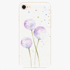 Plastový kryt iSaprio - Dandelion - iPhone 8