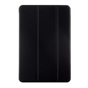 Kožený kryt / pouzdro iSaprio pro iPad Mini 4 černý
