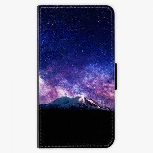 Flipové pouzdro iSaprio - Milky Way - iPhone X