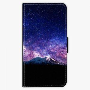 Flipové pouzdro iSaprio - Milky Way - Huawei Ascend P9 Lite