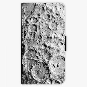 Flipové pouzdro iSaprio - Moon Surface - Huawei P10 Plus