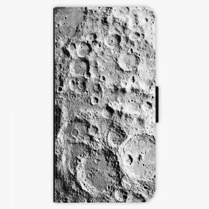 Flipové pouzdro iSaprio - Moon Surface - Nokia 6