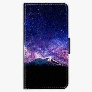 Flipové pouzdro iSaprio - Milky Way - Nokia 6