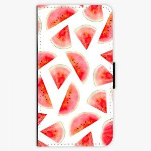 Flipové pouzdro iSaprio - Melon Pattern 02 - Huawei P10 Plus