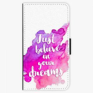 Flipové pouzdro iSaprio - Believe - Huawei P10 Plus
