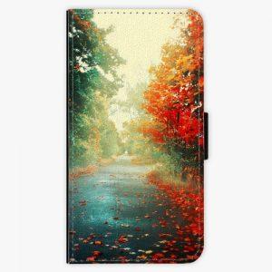 Flipové pouzdro iSaprio - Autumn 03 - Lenovo Moto G5
