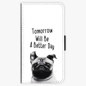 Flipové pouzdro iSaprio - Better Day 01 - Huawei P10 Plus
