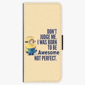 Flipové pouzdro iSaprio - Be Awesome - Samsung Galaxy Note 8