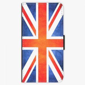 Flipové pouzdro iSaprio - UK Flag - iPhone 5/5S/SE