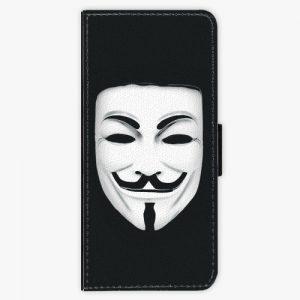 Flipové pouzdro iSaprio - Vendeta - Samsung Galaxy Note 8