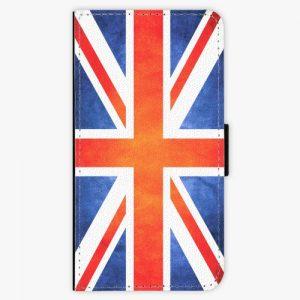 Flipové pouzdro iSaprio - UK Flag - Huawei P10 Plus