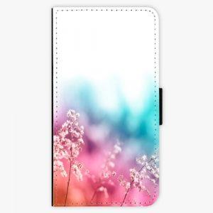 Flipové pouzdro iSaprio - Rainbow Grass - Huawei P10 Plus