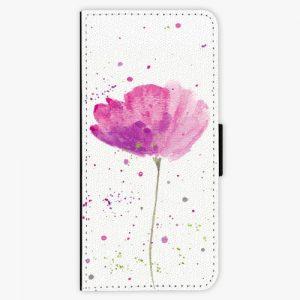 Flipové pouzdro iSaprio - Poppies - Samsung Galaxy S8 Plus