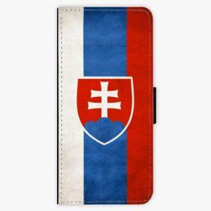 Flipové pouzdro iSaprio - Slovakia Flag - Samsung Galaxy Note 8