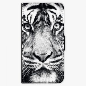 Flipové pouzdro iSaprio - Tiger Face - Huawei P9
