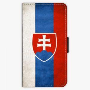 Flipové pouzdro iSaprio - Slovakia Flag - Huawei P10 Plus
