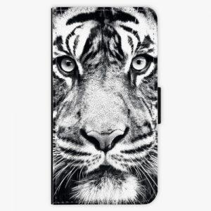 Flipové pouzdro iSaprio - Tiger Face - Huawei P10 Plus