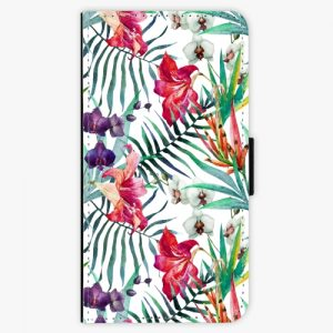 Flipové pouzdro iSaprio - Flower Pattern 03 - Huawei P10 Plus