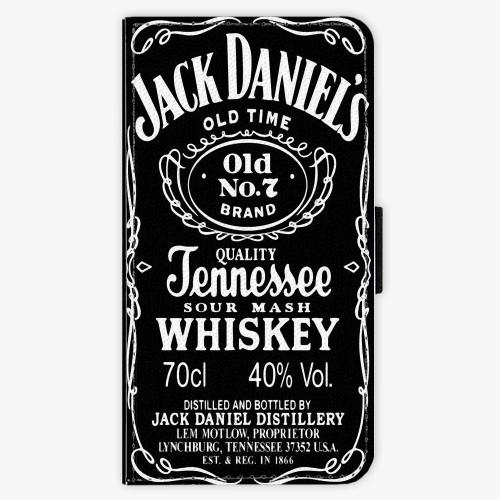 Flipové pouzdro iSaprio - Jack Daniels - Samsung Galaxy S6 Edge ... 37aa90c7196