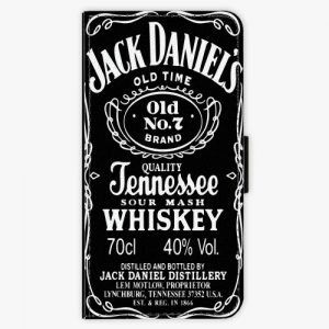 Flipové pouzdro iSaprio - Jack Daniels - iPhone 7