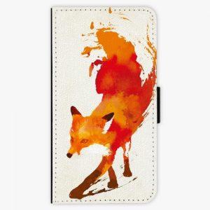 Flipové pouzdro iSaprio - Fast Fox - Huawei P10 Plus