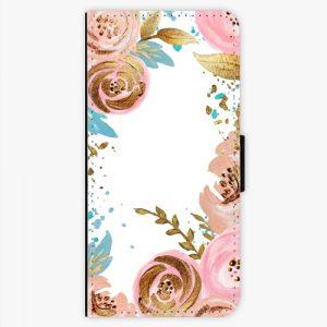 Flipové pouzdro iSaprio - Golden Youth - Nokia 5