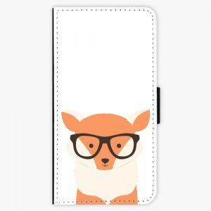 Flipové pouzdro iSaprio - Orange Fox - Huawei P9