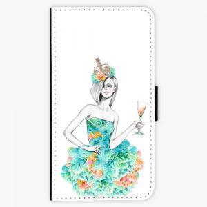Flipové pouzdro iSaprio - Queen of Parties - Huawei P10 Plus