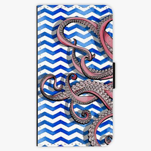 Flipové pouzdro iSaprio - Octopus - Huawei P10 Plus