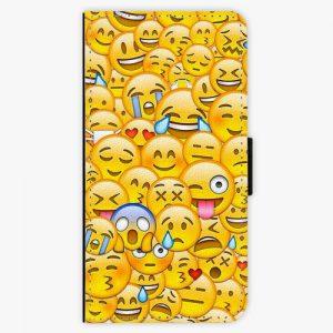 Flipové pouzdro iSaprio - Emoji - Samsung Galaxy A5 2017