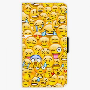 Flipové pouzdro iSaprio - Emoji - Huawei P10 Plus