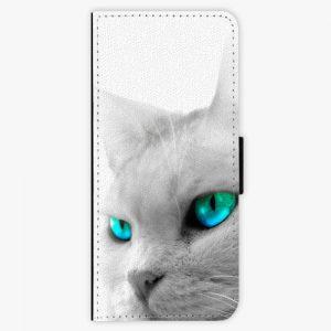Flipové pouzdro iSaprio - Cats Eyes - Samsung Galaxy J3 2016