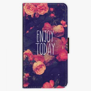 Flipové pouzdro iSaprio - Enjoy Today - Huawei P9