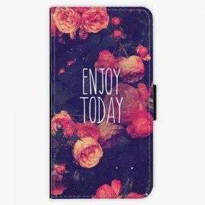 Flipové pouzdro iSaprio - Enjoy Today - Huawei P10 Plus
