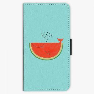 Flipové pouzdro iSaprio - Melon - Huawei P10 Plus