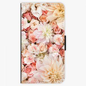 Flipové pouzdro iSaprio - Flower Pattern 06 - Samsung Galaxy J1 2016