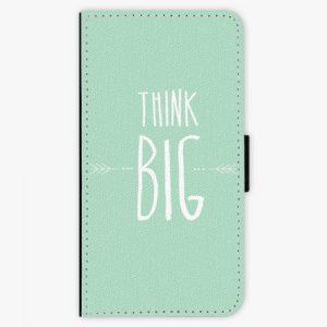 Flipové pouzdro iSaprio - Think Big - Huawei P10 Plus