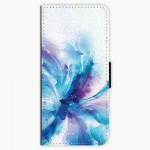 Flipové pouzdro iSaprio - Abstract Flower - Samsung Galaxy Note 8