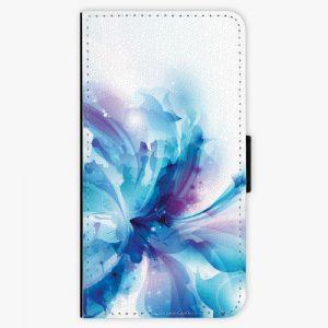 Flipové pouzdro iSaprio - Abstract Flower - Samsung Galaxy A5
