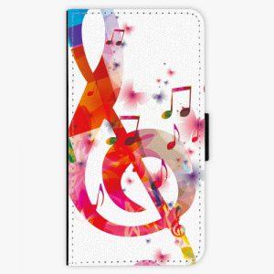Flipové pouzdro iSaprio - Love Music - Huawei P10 Plus
