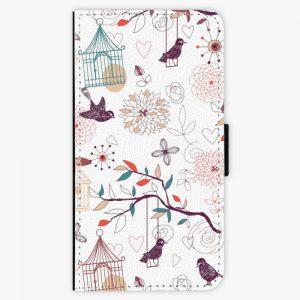 Flipové pouzdro iSaprio - Birds - Huawei P10 Plus