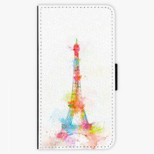 Flipové pouzdro iSaprio - Eiffel Tower - Huawei P10 Plus