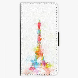 Flipové pouzdro iSaprio - Eiffel Tower - iPhone 8 Plus