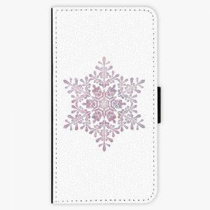 Flipové pouzdro iSaprio - Snow Flake - Nokia 3