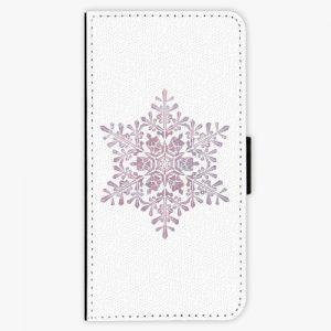 Flipové pouzdro iSaprio - Snow Flake - iPhone 8 Plus