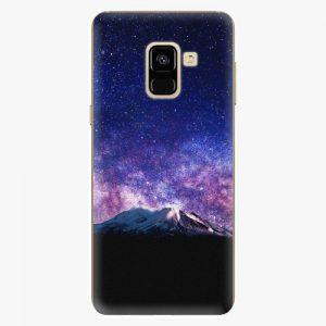 Plastový kryt iSaprio - Milky Way - Samsung Galaxy A8 2018