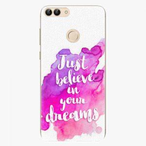 Plastový kryt iSaprio - Believe - Huawei P Smart