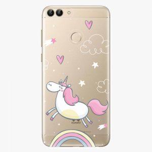 Plastový kryt iSaprio - Unicorn 01 - Huawei P Smart