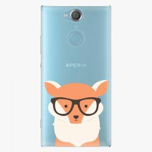 Plastový kryt iSaprio - Orange Fox - Sony Xperia XA2